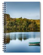 Loch Awe Reflections Spiral Notebook