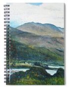 Loch Dun Luiche Donegal Ireland 2916 Spiral Notebook