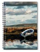 Loch Harray Dawn Iv Spiral Notebook