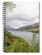 Loch Levern Spiral Notebook