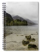 Loch Shiel Spiral Notebook