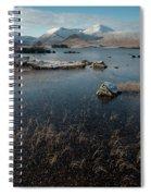 Lochan Nah-achlaise, Rannoch Moor, Scotland Spiral Notebook
