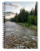 Lochsa Headwaters Spiral Notebook