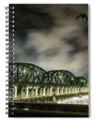 Lock 8 Erie Canal Spiral Notebook