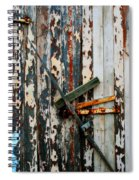 Locked Door Spiral Notebook