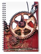 Locked In History Spiral Notebook
