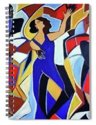 Loco Caliente Spiral Notebook