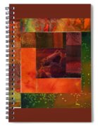 Log Cabin 4006 Spiral Notebook