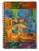 Log Cabin 6008 Spiral Notebook