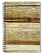 Log Files Spiral Notebook