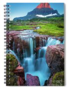 Logan Pass Abyss Spiral Notebook