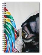 Lolli Pup Spiral Notebook