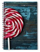 Lollipop Spiral Notebook
