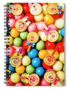 Lolly Shop Pops Spiral Notebook