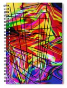 Lollypop Spiral Notebook