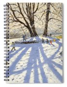 Lomberdale Hall Derbyshire  Spiral Notebook