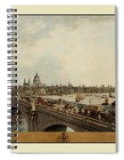 London 1802 Spiral Notebook