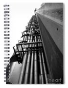 London Architecture Spiral Notebook