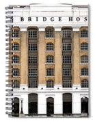 London Bridge Hospital Spiral Notebook