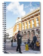 London Bubbles 11 Spiral Notebook