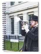 London Bubbles 5 Spiral Notebook
