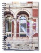 London Bubbles 9 Spiral Notebook