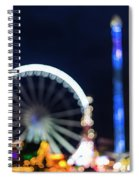 London Christmas Markets 12 Spiral Notebook