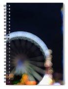 London Christmas Markets 13 Spiral Notebook