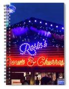 London Christmas Markets 16 Spiral Notebook
