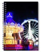 London Christmas Markets 17 Spiral Notebook