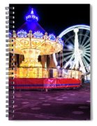 London Christmas Markets 19 Spiral Notebook