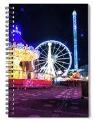 London Christmas Markets 20 Spiral Notebook