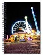 London Christmas Markets 21 Spiral Notebook