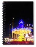 London Christmas Markets 22 Spiral Notebook
