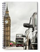 London City Spiral Notebook