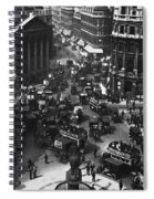 London: Financial District Spiral Notebook