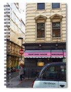 London In Summer Spiral Notebook