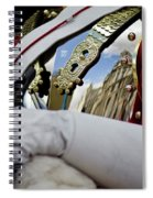 London Reflections Spiral Notebook
