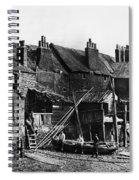 London: Riverside, C1860 Spiral Notebook