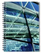 London Sky Garden Architecture 1 Spiral Notebook