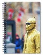 London Street Artists 2 Spiral Notebook