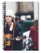 London Street Artists 3 Spiral Notebook