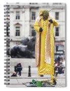 London Street Artists 4 Spiral Notebook