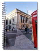London Telephone 2 Spiral Notebook