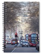 London Thoroughfare Spiral Notebook