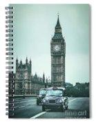 London Times Spiral Notebook