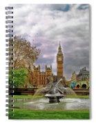 London's Big Ben  Spiral Notebook