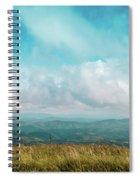Lone Post Spiral Notebook