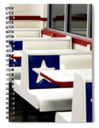 Lone Star Dairy Queen Spiral Notebook