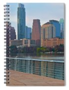 Lone Star State Capitol Ahead Spiral Notebook